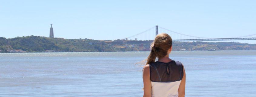 Romantische Plätze in Lissabon