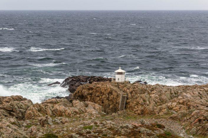 Kleiner Leuchtturm im Kullaberg Naturreservat