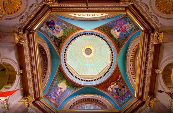 Victoria Parliament Dome