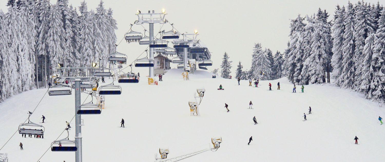 Winterberg Piste Nordhang
