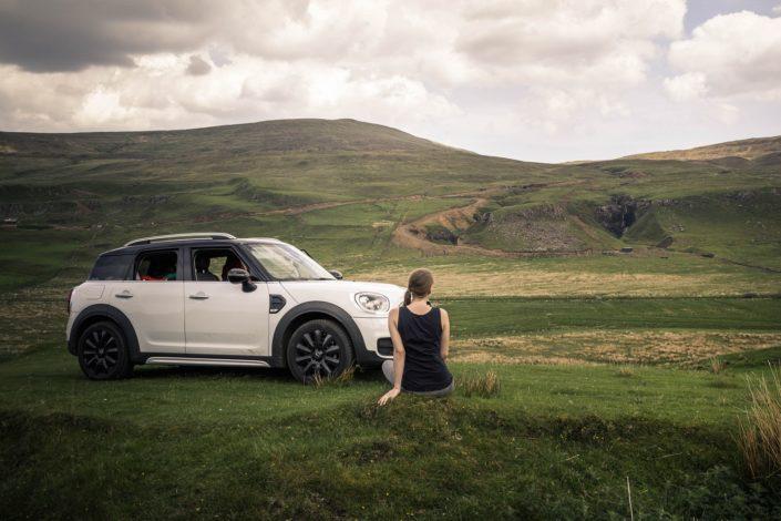 Mit dem Auto durch Schottland
