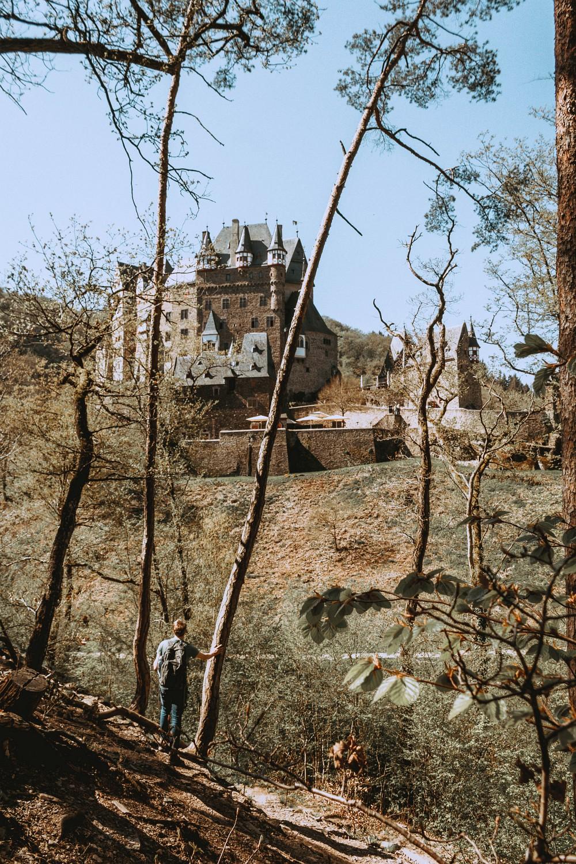 Burg Eltz Roadtrip Deutschland