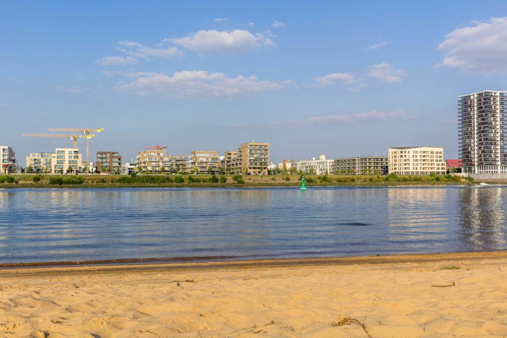 Strand Weseruferpark