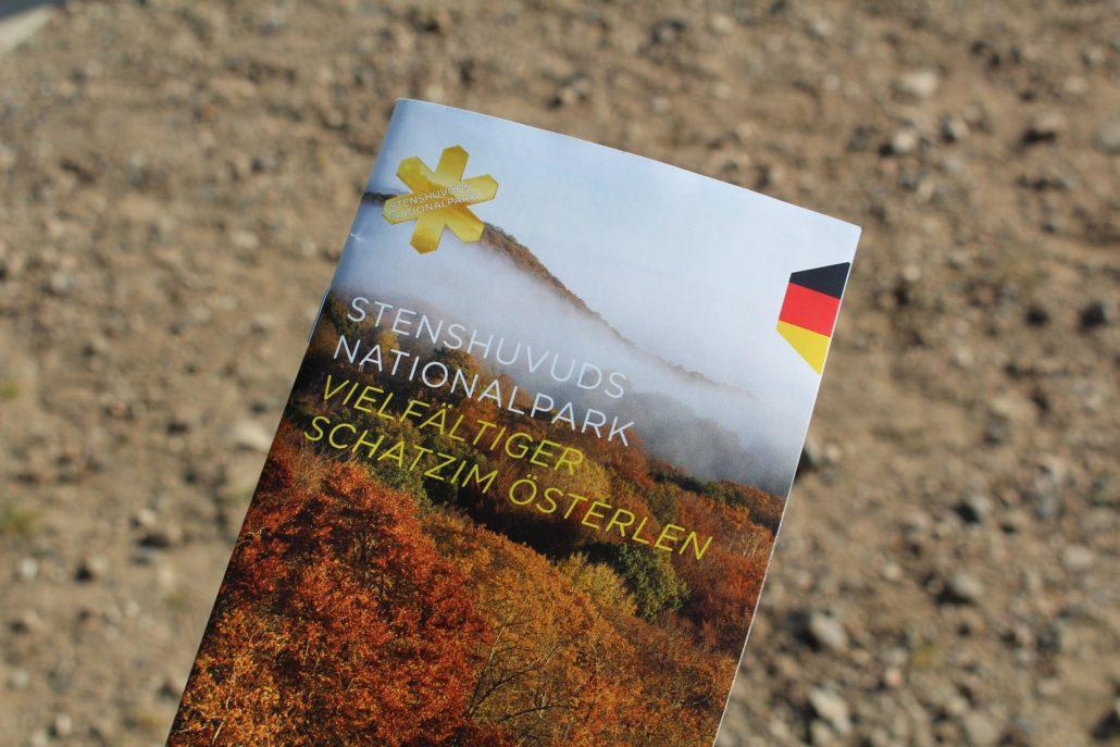 Flyer Nationalpark Stenshuvud