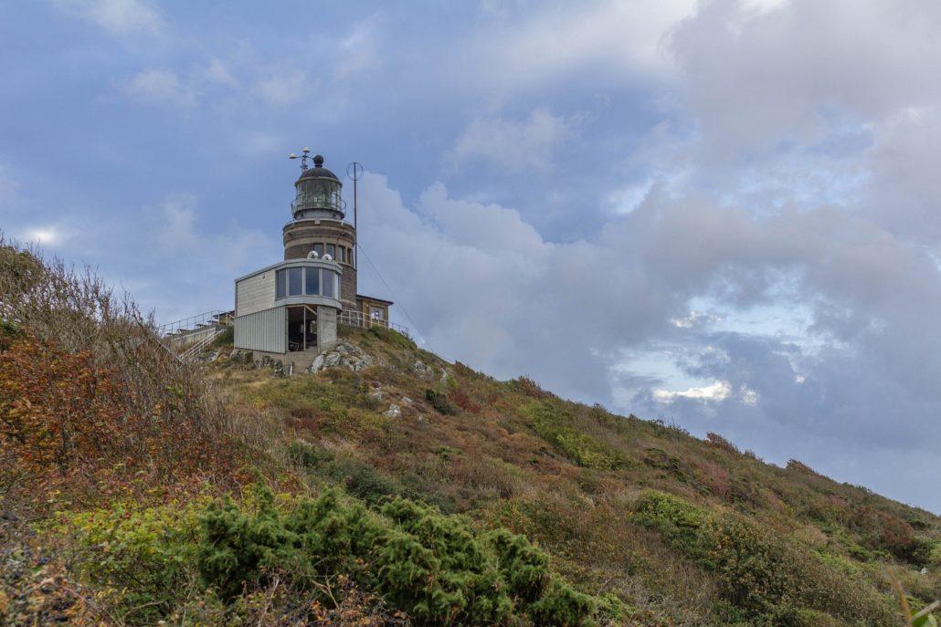 Leuchtturm im Kullaberg Naturreservat