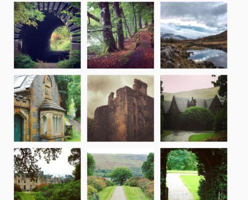 Schottland Instagram