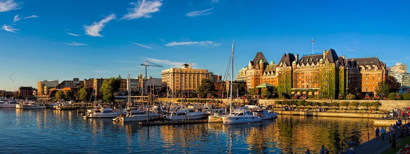 Victoria inner Harbour