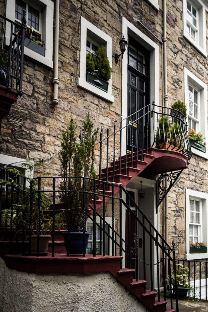 Airbnb in Edinburgh