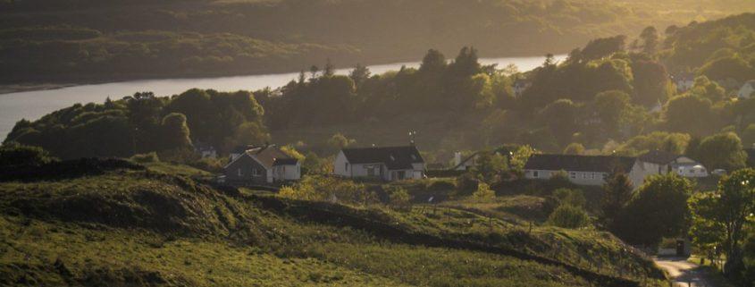 Sonnenuntergang Isle of Mull