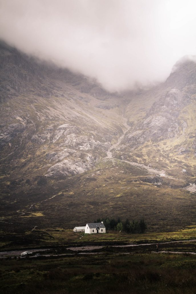 Mitten in den Highlands