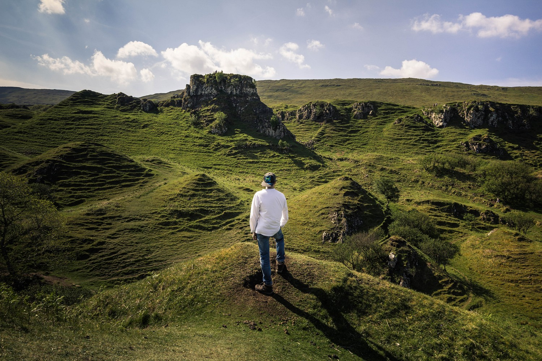 Auenland in Schottland