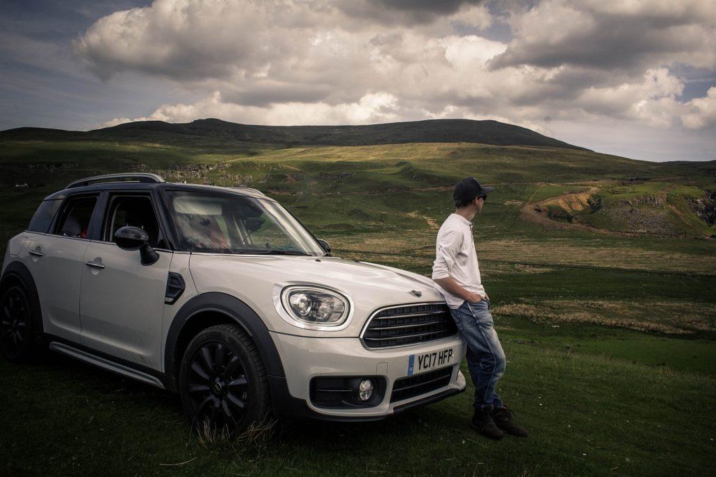 Mit dem Mini durch Schottland