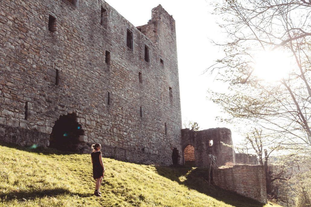 Burg Ehrenstein Deutschland Roadtrip