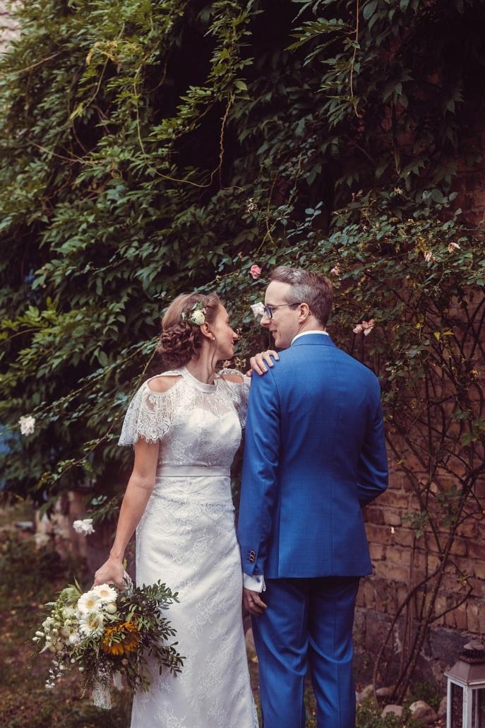 ChrisCat Hochzeit im Schmetterlingsgarten Jakobshagen