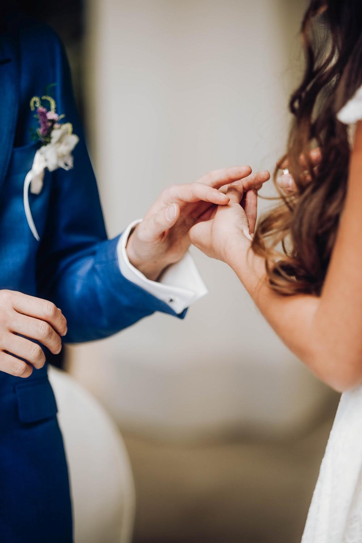 ChrisCat Hochzeit im Apollotempel