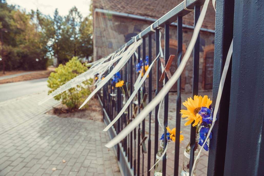 Hochzeitslocation Schmetterlingsgarten Jakobshagen