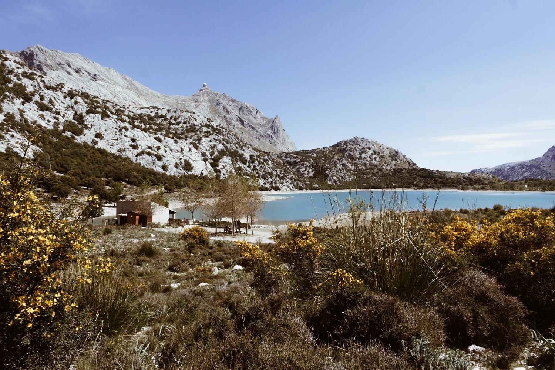 Cúber Stausee Mallorca
