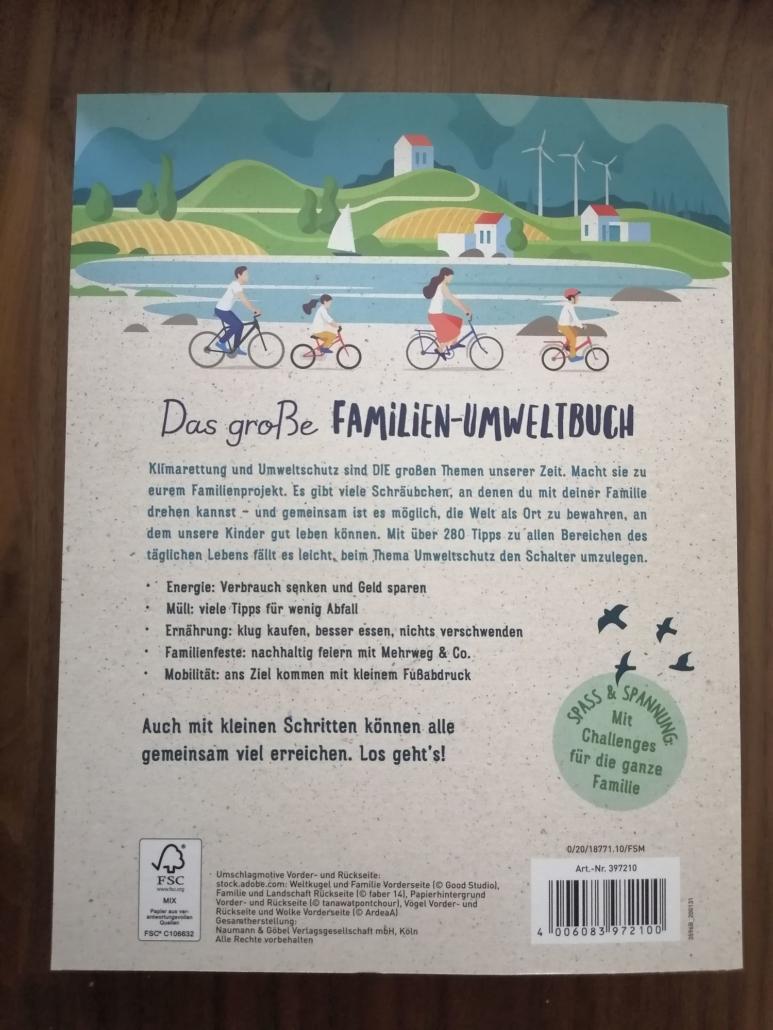 Family for Future Buch Gewinnspiel